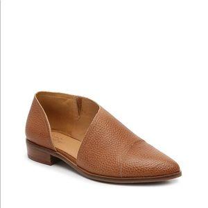 CROWN VINTAGE SAKAI BOOTIE Cognac Leather